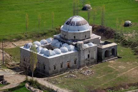 Xhamia e Mehmet Pashë Bushatit ose e Plumbit në Shkodër