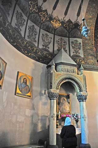 Altar of St. Stephen Echmiadzin Cathedral