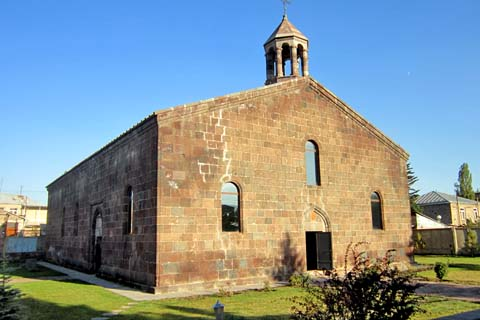 Surp Karapet Church, Gavar