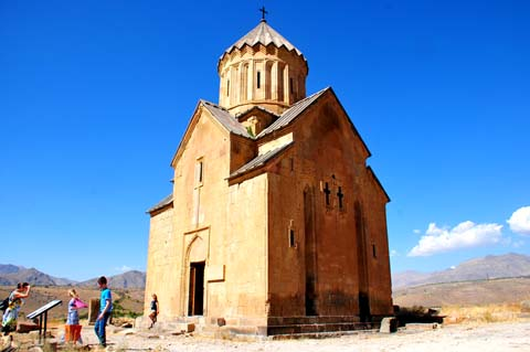 Surb Astvatsatsin Holy Mother of God Church, Areni