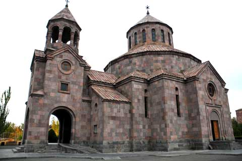 Saint Sargis Church, Nor-Nork, Yerevan / Erivan