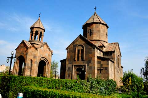 Surb Astvatsatsin / Holy Mother of God Church, Malatia-Sebastia, Yerevan / Erivan