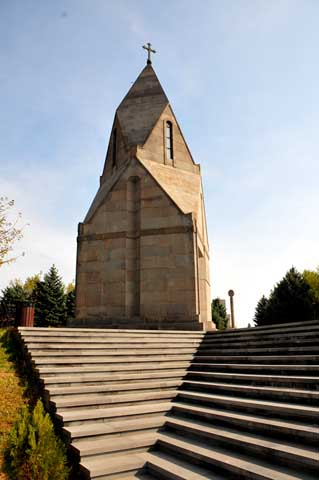 Yerablur Martyr's Church / Holy Martyrs Vartanants Church, Yerevan / Erivan