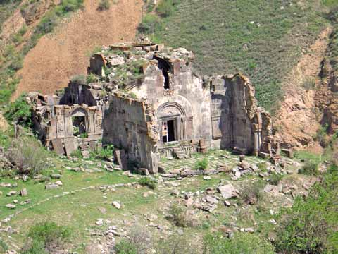 Stepanos monastery / Aghjots vank