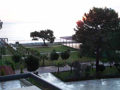 Carelta Beach & Spa Hotel in Beldibi