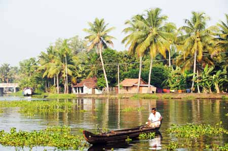 Alappuzha Alleppey Backwater Houseboat