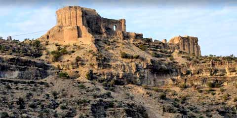 Qal'eh Dokhtar, Ghale Dokhtar, The Maiden's Castle, Dezh Dokhtar دژ دختر