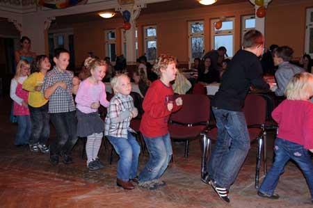 Children's kermis in Haarhausen - Thuringia