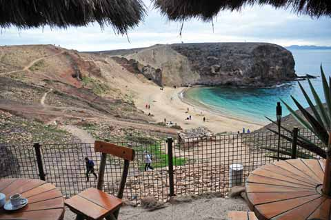 Strand Playa Papagayo