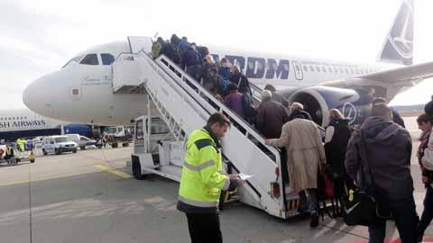 Flug Bukarest Frankfurt